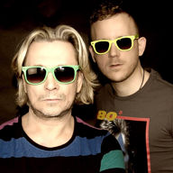 Sunglasses at night - DJs Lissat & Voltaxx from Cologne, Germany